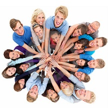 unity-group-of-people-working-together-thumb7235478